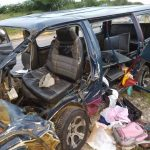 Children among the injured in Sunday afternoon Kuru Kururu smash-up