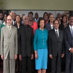 Caribbean Judges and Prosecutors in Guyana for CFATF workshop on financial crimes