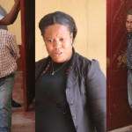 Suspected love triangle lands three in Court on assault charges