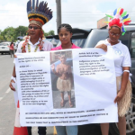 "Mother and Indigenous rights groups protest Mae's Private School over culture day ""discrimination"" of schoolboy"