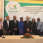 Government and Private Sector agencies teaming up to host GUYTIE