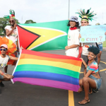 Simpson calls for meaningful engagement on LGBT issues in Guyana
