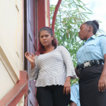 Soesdyke woman remanded to jail after slapped with multiple charges including marijuana trafficking
