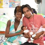 Georgetown Hospital welcomes triplets and three sets of twins in same week