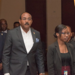 """Antigua PM complains of """"disproportionate burden"""" of Guyanese and Jamaicans migrants in small Caribbean states"""