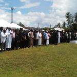 Abdul Kadir laid to rest in hometown of Linden