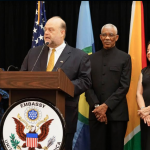 Analyze oil industry and make decisions based on facts  -US Ambassador urges Guyanese