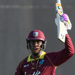 Guyana's Shimron Hetmyer smashes ODI Century at Providence