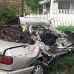 Three die, one hospitalised after early morning crash at La Grange