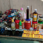 Hot Sauce, Tonic, Cellphones and Mini-fans among contraband items found during Prison raids