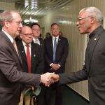 Guyana's emerging oil sector and border controversy among issues discussed during President's meeting with US Congressmen