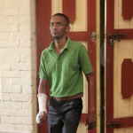 Interdicted Police Officer remanded to jail on charges of illegal firearm and threats against girlfriend