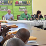 APNU rolls out its Local Government Election Campaign with push to improve Local Democracy.