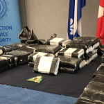 Canadian Authorities bust over 175 lbs cocaine on cargo vessel from Guyana