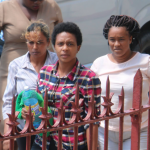 Three women charged for attempting to bribe Police Officer to release relatives