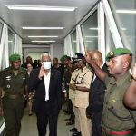 President returns from Cuba after undergoing cancer treatment