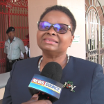 "Volda Lawrence apologises over ""jobs for PNC"" people statement"