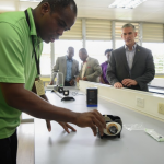 Exxon donates over $8 Million in Equipment to UG's Faculty of Natural Sciences