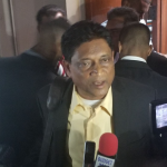 Charrandass did not make any conscience vote -says AFC Chairman Khemraj Ramjattan
