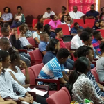 Youths eye greater involvement and role in national politics as national elections approach