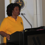 Violet Smith out as Country Manager for Guyana Goldfields as restructuring plan takes shape