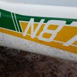 Civil Aviation Investigators visit scene of small plane crash