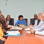 High Level Govt. team meets with Rusal bosses and urge respect for country's labour laws