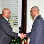 Jagdeo willing to meet with President once President agrees to his demands