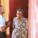 Alleged robber shot by accomplice during robbery remanded to jail