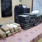 Police make major drug bust in Lethem; Two men in custody