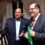 Prime Minister and Visiting UN Official hold talks on UNDP Programmes in Guyana