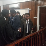 Charrandass Persaud's Attorney objects to National Assembly meeting while no-confidence case is before CCJ