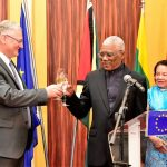Guyana and EU commit to continued good relations