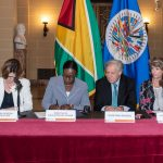 Guyana signs major agreement to bridge the technological gap between Coastal and Hinterland schools