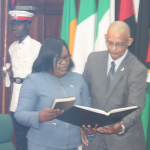 Dr. Karen Cummings is new Foreign Minister