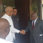 President of Ghana to make State visit to Guyana next month