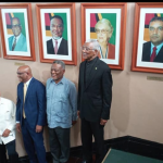 Gallery of Presidents unveiled at Parliament Building