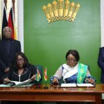 Guyana and Ghana sign visa-free travel agreement; Ghana interested in buying Guyana's wood and rum