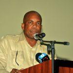 Deputy Commissioner Lyndon Alves Suspended