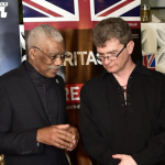 Guyana and the UK Celebrate  strong relations at Queen's Birthday observance