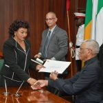 """Good Day for Republic of Guyana"", as new GECOM Chair takes office"