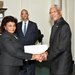 Justice Claudette Singh to be new GECOM Chairman following agreement of President and Opposition Leader