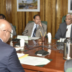 Granger and Jagdeo agree to appoint team to examine possible nominees for GECOM Chair