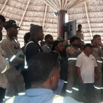 Guyana Goldfields workers raise range of issues with Labour Dept. officials