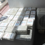 Guyana registered vessel busted in BVI with over 95lbs cocaine after arriving from TT