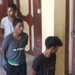 Three fishermen remanded to jail over murder of 20-year-old