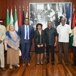 President to meet GECOM Chair and Commissioners today