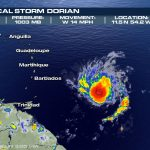 Tropical Storm Dorian forces LIAT to ground several flights