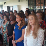 New Peace Corps Volunteers urged to serve with dignity