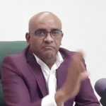 Someone's trying to hack my emails  -Jagdeo complains